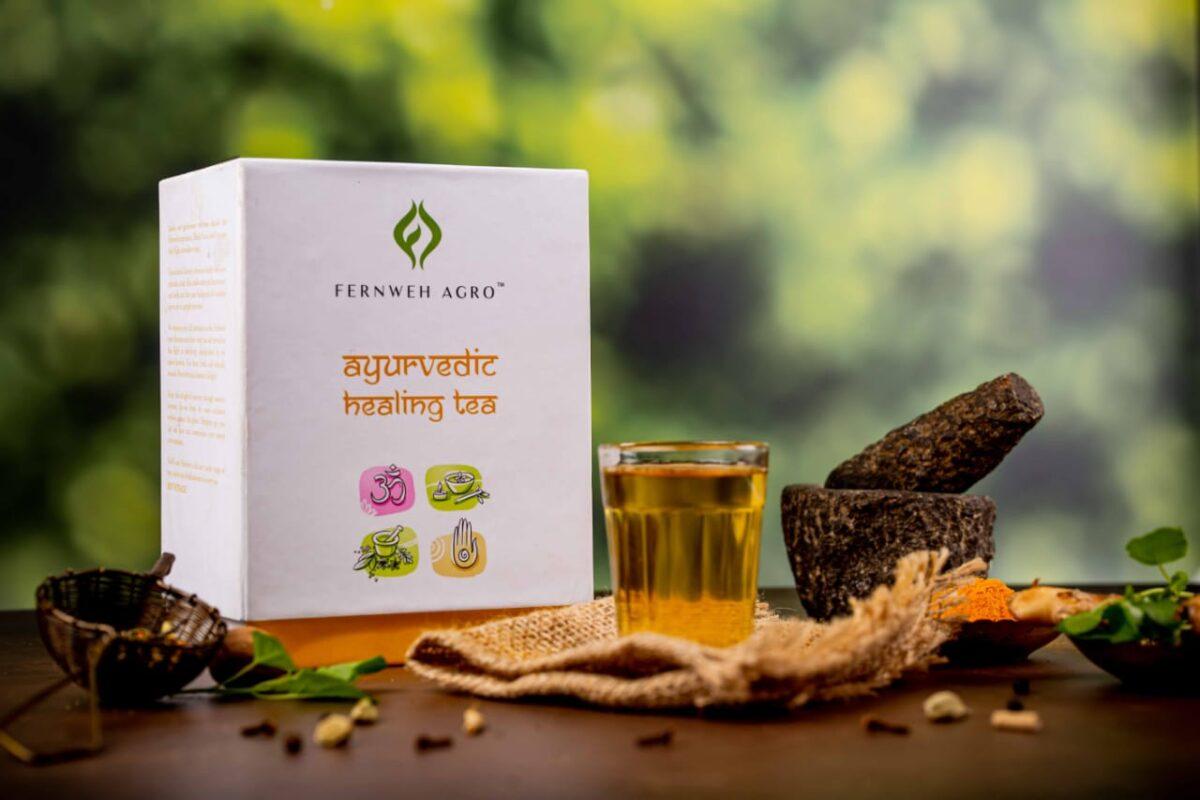 #Organic #Tea #FernwehAgro #DushyantJharwal #BusinessRankers #BREWW